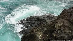 Natural Wonders: Daepo Jusangjeolli Cliff (Mizzlynx) Tags: jeju jejudo jejuisland nature sea island natural unesco wonders lavabed jusangjeolli cliffs landscape