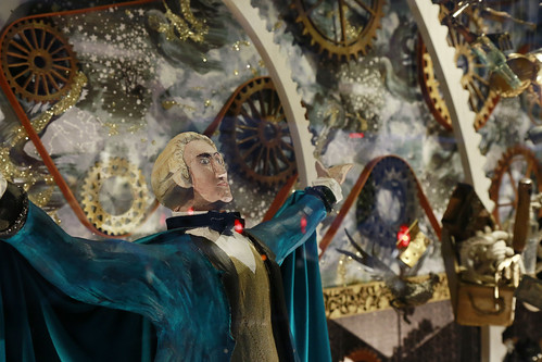 The Royal Ballet's <em>The Nutcracker</em> inspires Liberty's Christmas windows 2016