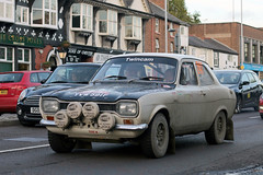 241 YVW 591F (Cumberland Patriot) Tags: fia federation internationale de lautomobile wrc world rally championship wales welsh 2016 ford escort rs1600 mark one mk1 mki 241 yvw591f car cars boughton chester cheshire stage traffic outdoor vehicle street road automobile autocar auto petrolhead