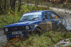 Malton Rally 2016 (Robert McEwen) Tags: rally motorsport transport escort fordescort subaru dalbyforest maltonrally stages laps hairpin bends course driver codriver forest porsche competition motor car vehicle fordfiesta stevenpetch bmw