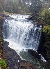 Guide Falls (LeelooDallas) Tags: australia tasmania burnie waterfall guide falls water landscape dana iwachow fuji finepix hs20 exr