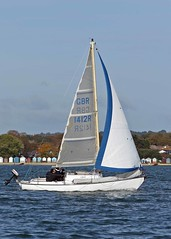 Nov13034a (Mike Millard) Tags: pooleyachtclub pooleharbour cruisers