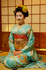 Maiko20161119_06_14 (kyoto flower) Tags: kodaiji temple fukuno kyoto maiko 20161119      noblesseoblige
