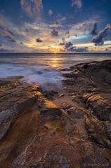 _MG_8410_web - Good morning, my lovely Planet! (AlexDROP) Tags: 2016 thailand travel color morning sea longexposure canon6d ef16354lis postcard landscape picturesque famous sand rock hdr sunrise sun