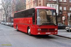 25408 D293 XCX London Cs (Fransang) Tags: duple 340 daf mb230 london coaches