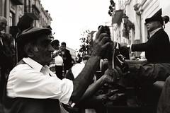 AA011 (albertzurashvili) Tags: voigtlander bessa leica summilux 35mm film bw ilford realpeople realguy theguy livepeople geaorgia tbilisi streetphotography