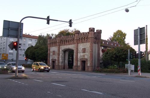 Karlsruher Tor, 30.09.2011.