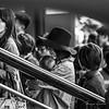 Praying For My Baby (Mario Rasso) Tags: mariorasso nikon nikond810 japan japon tokyo tokio temple templo mother baby pray rezar blackandwhite blancoynegro blackwhite hat nikonflickraward