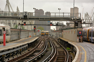 Charing Cross; South Eastern Movements