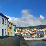 Angra do Heroismo, colorful Azores city thumbnail