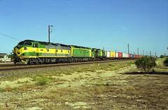 Patricks MA3 (Aussie foamer) Tags: train clyde railway locomotive patricks asr emd mka clclass tailembend australiannational morrisonknudson clp12 clpclass cl15 commonwealthrailways australiansouthernrailroad