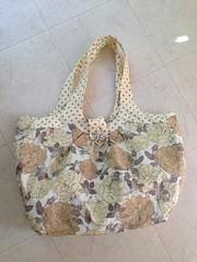 Amy Butler Cosmo Bag (indigoquilter) Tags: amybutler littleblackdress handmadebag homemadebag cosmobag stylestitches indigoquilter theindigoquilter