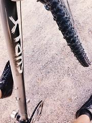 Gravel Dust (pavementgraveldirt) Tags: steel cx surly 56 gravel cyclocross cromo crosscheck 4130