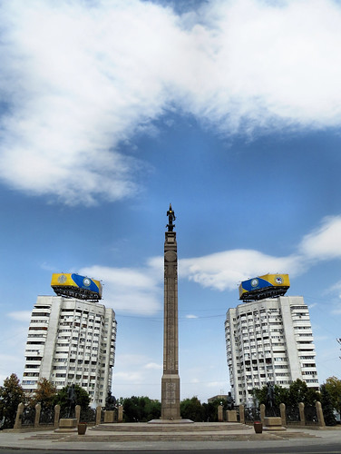 Independence Monument in Almaty (AP4M2204 1PS)