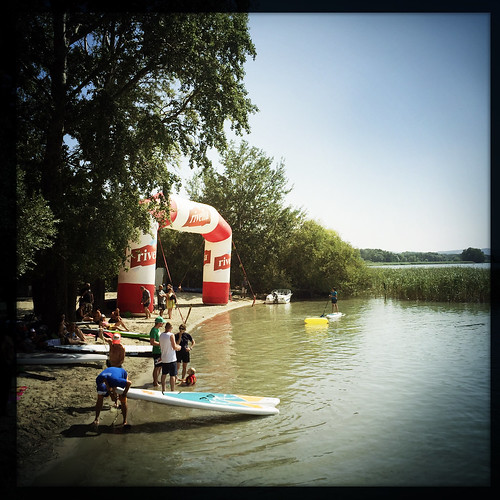 Stand Up Paddle Swiss Championships - Chevroux
