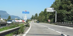 A480-17 (European Roads) Tags: france alps grenoble autoroute a480