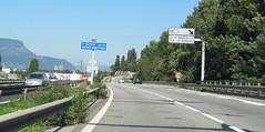A480-17 (European Roads) Tags: france alps grenoble autoroute a480
