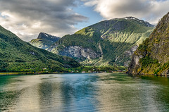 Approach to Flam, Norway (C.G.Photos) Tags: cruise norway holidays fjords megallen traavel