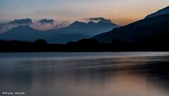 Snowdon Horseshoe (Paul Sivyer) Tags: lake snowdonia snowdonhorseshoe paulsivyer llynaumymbyr wildwalescom