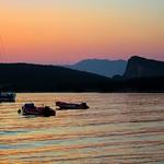 Sunset at Amoudia - Epirus - Greece thumbnail