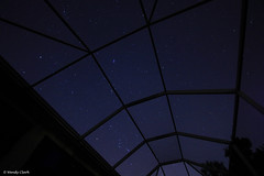 Canopy of Stars (twinklespinalot) Tags: stars florida wideangle 1022mm lanai stargazing canoneos700d