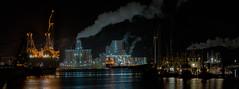 Eemshaven (Oetmeij_hobbyfotografie) Tags: scheepvaart rwe eemshaven saipem