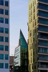 _DSC6814 (durr-architect) Tags: building eye water amsterdam architecture boat high ship harbour rise banks ij