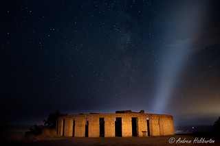 Stonehenge Night Sky Maryhill Washington