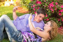 Krista&Patrick-20150913-406 (Frank Kloskowski) Tags: people georgia engagement couple patrick buford floweres kristamarie