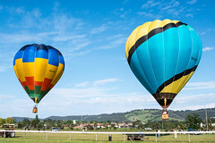 Yarra Valley Balloon Festival (puggsincyberspace) Tags: morning sunrise wow cool sony balloon yarravalley stunning hotairballoon sonya7rii sonya7rm2