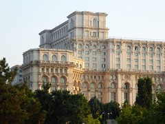 Bucharest, Romania (Aug-2015) 002 (MistyTree Adventures) Tags: urban building architecture europe cityscape outdoor romania bucharest palaceoftheparliament