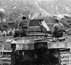 Panzerkampfwagen P40 737(i), Italian Carro Armato P 40 (P 26/40- P=Pesante-Heavy)