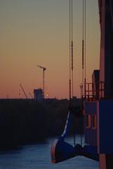 Frank Gehry  - Luma tower - 1 (duketteman) Tags: pentax m42 frankgehry luma durofelguera makinon200mmf33 portdarles gehryluma