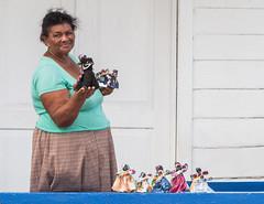 Two Hours in Puerto Plata (1/8) (manuelm) Tags: street portrait woman dolls dominicanrepublic streetphotography documentary streetportrait seller republicadominicana vendedora documentaryphotography manuelmazzanti manuelmazzantiphotography