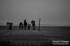 Walking the Walk (Connar L'Ecuyer) Tags: socal peoplewatching beach sunrise ocean pier wharf cityscape city streetphotography street santamonica people la