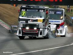 Truck Racing (BenGPhotos) Tags: 2016 btra brands hatch november british racing association autosport motorsport race sports motor sport division1 stuart oliver volvo rh13 ryan smith man tga truck