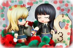 Nendoroid Advent 2015 - Dec 3 (Xana Seven) Tags: xmas advent figures jfigures nendoroid figurephotography