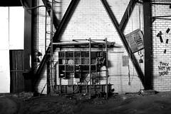 villa friekens R.I.P. (wojofoto) Tags: blackandwhite abandoned amsterdam graffiti zwartwit rip noord urbex wolfgangjosten wojofoto villafriekens