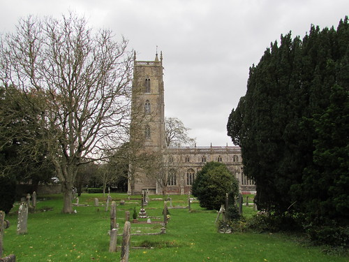 Cheddar: Church of St Andrew (Somerset)