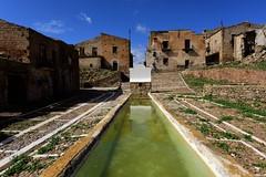 Poggioreale, Sicily, 2015 020-3 (tango-) Tags: italien italy earthquake italia italie sicilia belice terremoto sizilien sicilie