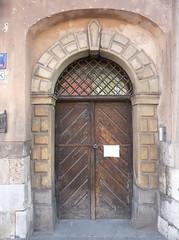 Krakov, portály (2) (ladabar) Tags: portal kraków cracow cracovia krakau krakov portál