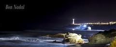Biarritz (Enric.) Tags: nocturna biarritz bonnadal