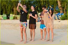 Union J (rajdan.nitesh) Tags: pictures ocean vacation holiday beach smile fashion fun sand posing style barbados shorts boardshorts brb boyband selfie swimtrunks saintjames unionj joshcuthbert jjhamblett jaymihensleyandgeorgeshelley