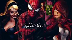 Spider-man Classic | Statue | Sideshow Collectibles (leadin2) Tags: man green classic statue canon spider jane stacy mary spiderman peterparker mini collection peter bust goblin bowen designs marvel campbell gwen parker collectibles sideshow status jscottcampbell comiquette