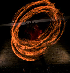 (vipmig) Tags: longexposure london night fire movement nikon performance firespin spinners fireperformance firepainting firenation fireartist firephotography