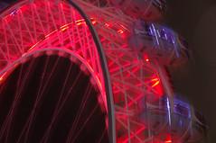 IMGP7001 (mattbuck4950) Tags: longexposure england london night europe december unitedkingdom londoneye lighttrails ferriswheels gbr 2015 londonboroughoflambeth