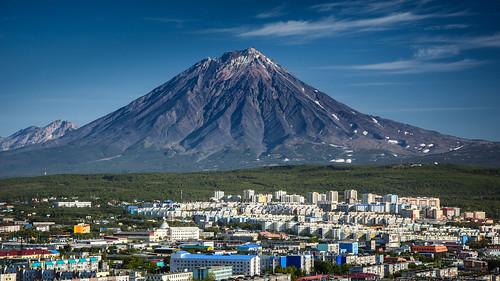 Volcano Koryaksky ©  kuhnmi