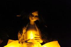 Prinz, for my Lover Faye (Aria Wings) Tags: xmas light weihnachten licht elf demon bjd soom chrismas prinz msd turb spitzohr