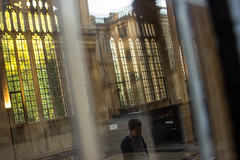 (Molly Sanborn) Tags: travel explore wales united kingdom uk europe photography people oxford england university windows architecture building reflection urban