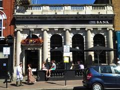 Bank (Draopsnai) Tags: bank pub traditionalbritishpub londonboozer northcoteroad battersea clapham wandsworth